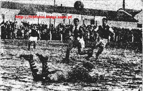 1956-57-fcb-caldas-pinheiro defende e janita afons
