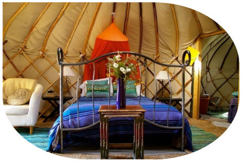 Yurt Holiday - Boa Cama, Boa Mesa