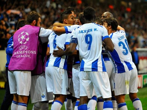 O FC Porto versão 2014/15...