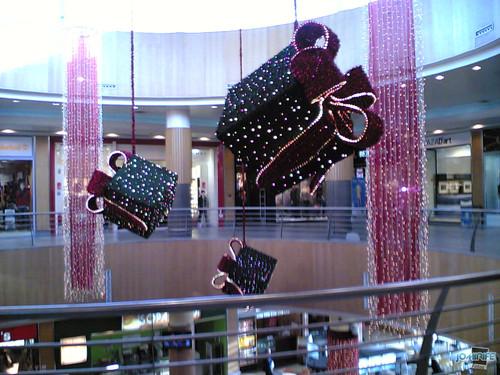 Centro Comercial Foz Plaza: Enfeites de Natal