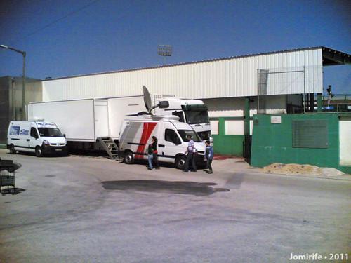 Naval x Benfica 2011-04-10 Carrinhas realização