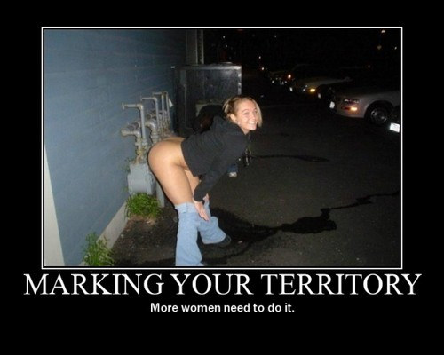 Marking Your Territory