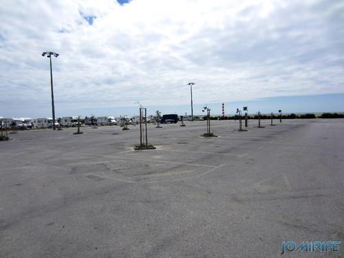 Figueira da Foz: Estacionamento de Carros no Parque das Gaivotas é pago (4) Estacionamentos livres [en] Car parking in Seagull Park is paid in Figueira da Foz, Portugal