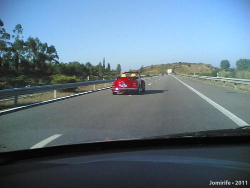 Ainda existem Volkswagen Carocha descapotáveis