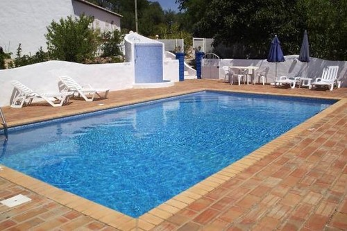 Recordar momentos na piscina
