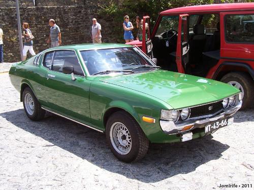 Carro Antigo: Toyota Celica