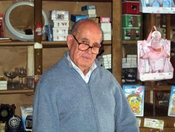 O Sr. Pedro Areia, o