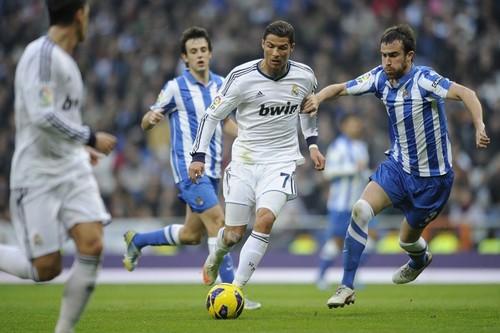 R. Madrid - R. Sociedad 12/13
