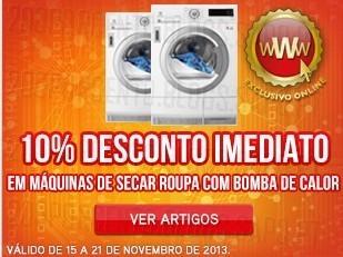 Desconto 10% | WORTEN | até 21 novembro