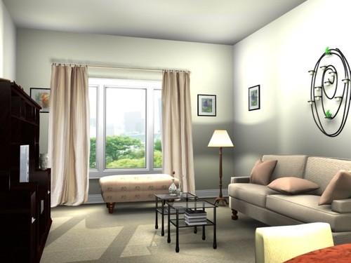 decoracao de interiores modernos:Small Living Room Decorating Ideas