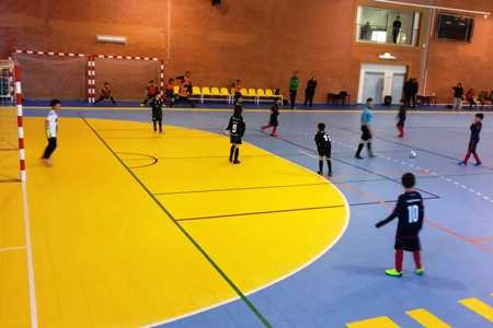 Pampilhosense - União 1919 12ªJ Benjamins Futsal