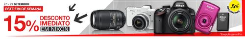 15% desconto imediato, na Fnac, em Smart TV, e câmaras fotográficas