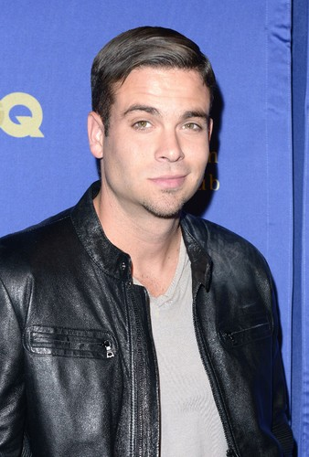Mark Salling at Hakkasan Las Vegas Restaurant And Nightclub At The MGM Grand