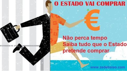 Compras públicas; concursos públicos; contrato; Estado; Portugal