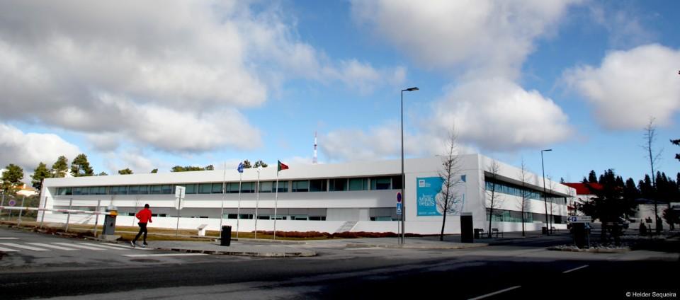 Hospital Sousa Martins - Guarda - Foto Helder Sequ