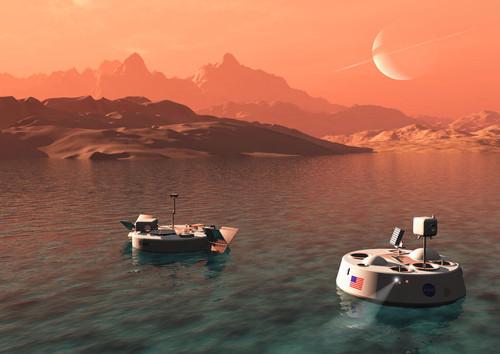 Exploração de Titã