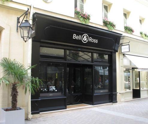 bell ross abre primeira loja em paris fora de s rie. Black Bedroom Furniture Sets. Home Design Ideas