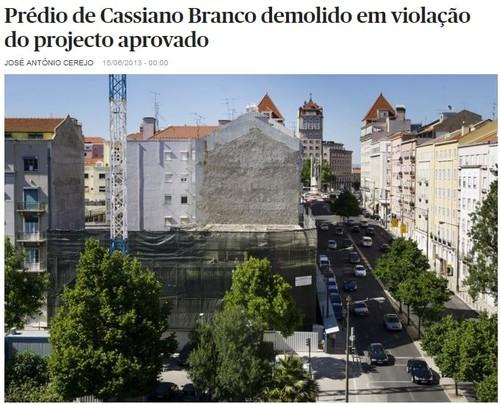 Av. Almirante Reis, 233, Lisboa (Público, 15/6/2013)