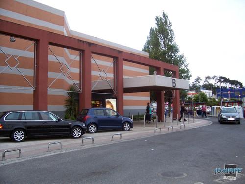Leiria - Antigo Centro comercial Continente 2007