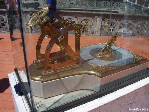 Sintra: Palácio da Pena - Relógio de sol