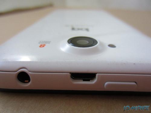 Smartphone/Tablet Bq Aquaris 5 - Cima e trás [en] Top and back