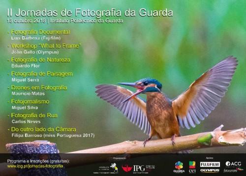 Cartaz Final - II Jornadas de Fotografia 2018 - Ve