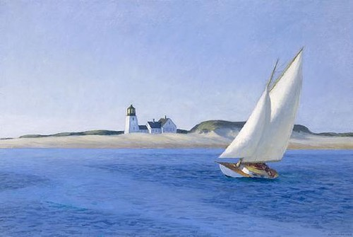 Pintura de Edward Hopper