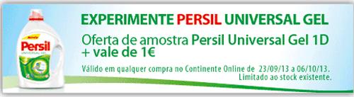 Promoção Online Continente