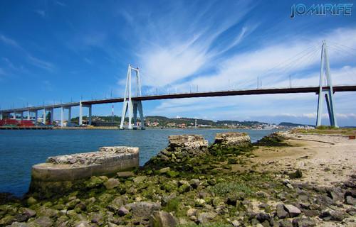 Antiga ponte da Figueira da Foz - Nova ponte