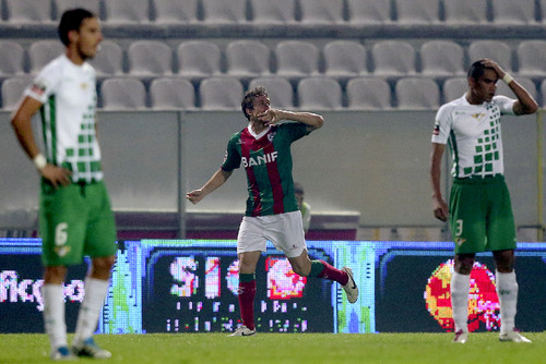 6.J: Moreirense-Marítimo 12/1