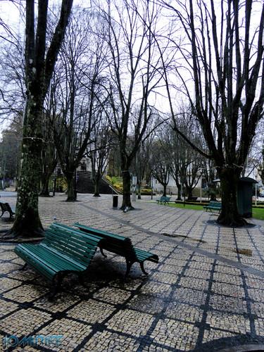 Viseu (36) Praça da República [en] Viseu - Republic Square
