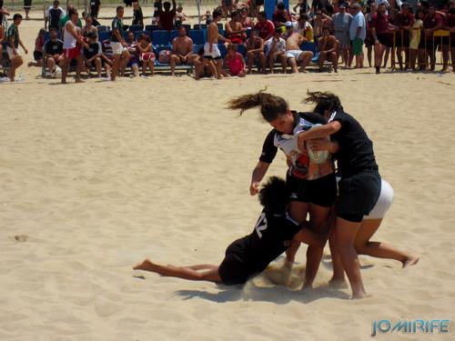 Figueira da Foz Beach Rugby 2013 - Benfica vs Espanha (Feminino) (7) / Benfica vs Spain (Female)