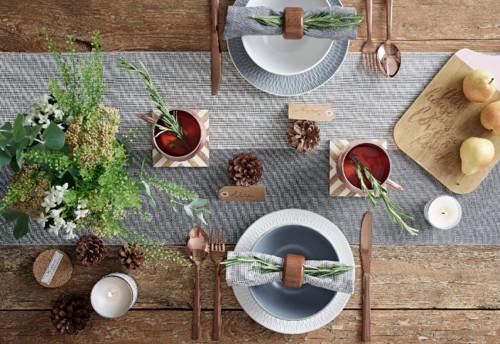 Primark Hygge Flatlay Kitchen cutlery, E6 $7, plat