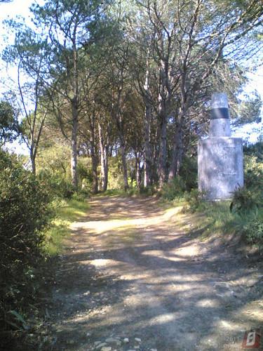Marco geodésico serra de Lares, Figueira da Foz