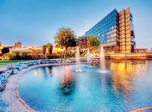 Novo hotel no Dubai em 2012