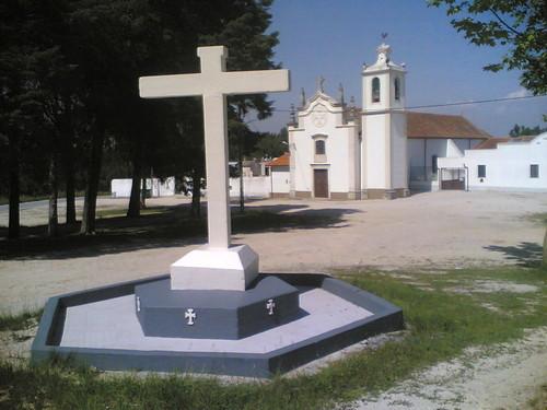 Igreja Matriz de Samuel: Cruz (Soure)
