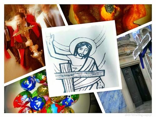 Santa Páscoa! Doce no Coração…