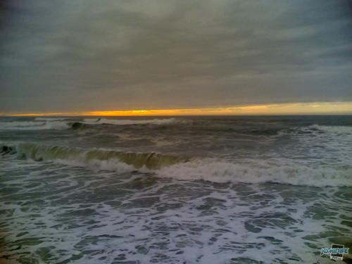 Pôr-do-Sol na praia do Cabedelo, Figueira da Foz