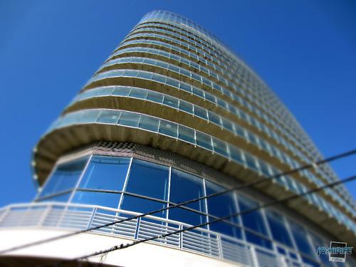 Hotel Galante: A altura da torre