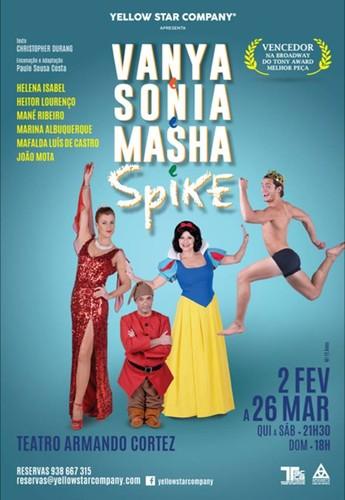 Vanya e Sonia e Masha e Spike.jpg