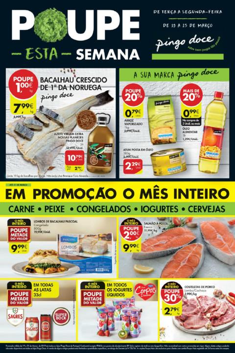 Antevisao Folheto PINGO DOCE Super Promoções de