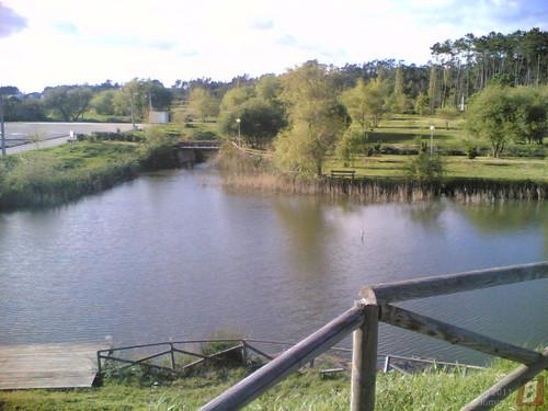Parque do Lago em Maiorca: Lago