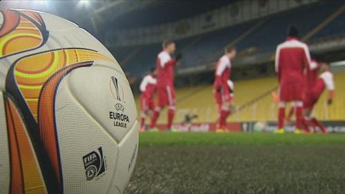 Braga na Liga Europa