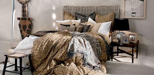 Interiores Com Inspira O Africana Zara Home Decora O E