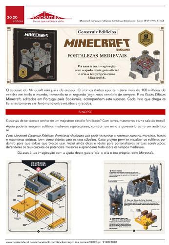 Press Minecraft_Construir Edifícios [Modo de C