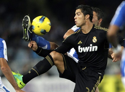 11.ª:Real Madrid-Real Socieda