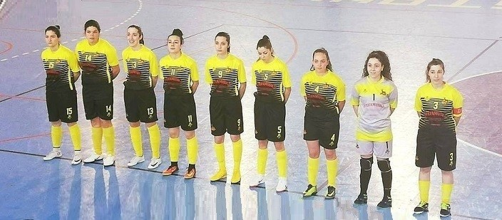 Amigos de Cerva - Futsal Feminino