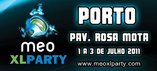 Porto recebe o festival MEO XL Party