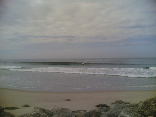 Lusiaves Figueira Pro: Surfista na onda
