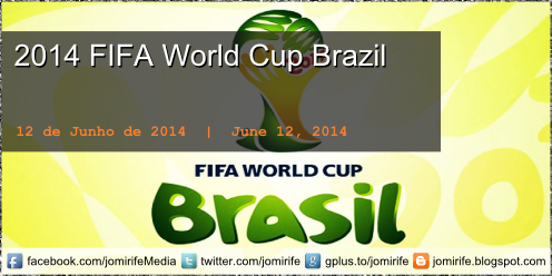 Blog Post: 2014 FIFA World Cup Brazil